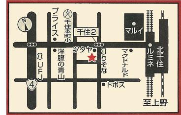 map - 2015年11月16日(月) AOsuki定例飲み会開催致しました。